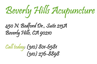 Beverly Hills Acupuncture